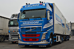 *NEW* Volvo FH4 F.MURPF (Samuele Trevisanello) Tags: volvo fh4 fmurpf f murpf transport swiss swisstruck blue white refeer reefer combo carrier thermo king bdf biga 6x2 6x4