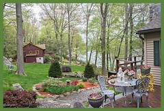TEA FOR TWO........... (Té para dos) on the Lake ........... (Xacobeo4) Tags: spring2017 laketamarack lake tamarack nj