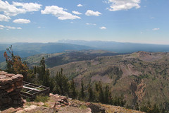 Tetons from Sheridan summit (RPahre) Tags: mountsheridan sheridan tetons grandtetonnationalpark grandtetons