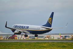 Ryanair EI-EML Boeing 737-8AS Winglets cn/38513-3283 @ LPPT / LIS 10-01-2017 (Nabil Molinari Photography) Tags: ryanair eieml boeing 7378as winglets cn385133283 lppt lis 10012017