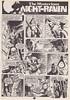 Captain Britain 4 / Seite 20 (micky the pixel) Tags: comics comic heft marvel captainbritain nightraven police