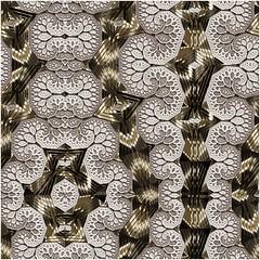 Forest in Brass (Ross Hilbert) Tags: fractalsciencekit fractalgenerator fractalsoftware fractalapplication fractalart algorithmicart generativeart computerart mathart digitalart abstractart fractal chaos art mandelbrotset juliaset mandelbrot julia orbittrap metal sculpture spiral copper brass steel forest