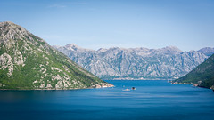 Bay of Kotor (_gate_) Tags: perast montenegro bay kotor tags balkans gulf котор crna gora landscape sky view church the our lady rocks nikon d750 handheld hand held colorful beautiful summer spring may april mai 2017 sun set down adriatic sea meer adria euro trip europe travel wide light pink blue himmel cloud clouds wolken landschaft stern star afs ed urban wasser fluss 2485 mm