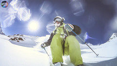 MGM @ CowNerdAll (Snow Front) Tags: österreich ski freeski freeride skiing brob speed actioncam gopro sony