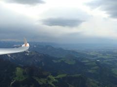 Lentis im Flachland (Roland Henz) Tags: fliegen segelfliegen segelflug dassu unterwössen 2017 11072015 wind windfliegen starkwind föhn