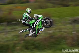 Derek McGee. Cookstown 100