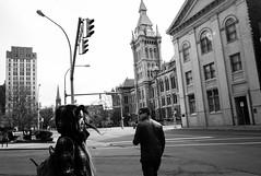 Buffalo, NY (j.c.hughey) Tags: leica m8 streetphotography blackandwhitephotography bnwphotography