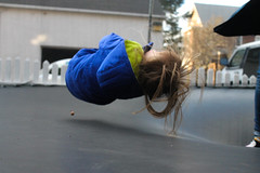 (Megskyy) Tags: philadelphia trampoline bouncing girl cold jumping canont3