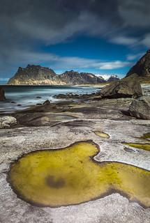 Uttakleiev arctic beach
