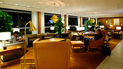 Library lounge (A. Wee) Tags: cathaypacific thepier firstclass airport lounge hkg hongkong 国泰航空 香港 机场 中国 china