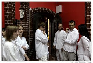 26.05.2011. - Pantomima ewangelizacyjna podczas Rybnickiego Wieczoru Chwały - Rybnik