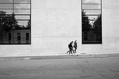 generic street foto (Marc R. A.) Tags: street walkers window concrete