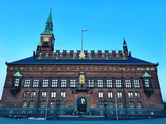 #Copenhagen #cityhall #denmark #europe