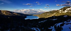 Donner Lake From The Top of the Pass (The VIKINGS are Coming!) Tags: tahoe sierras donner boreal pass alpine podhale mountains