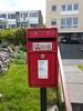 LA7 247 - Sandside, Watersedge Flats 170428 (maljoe) Tags: postbox postboxes royalmail eiir la7