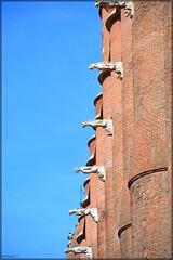 Cathédrale Sainte-Cécile- Albi (81) (Tonyo's Pictures) Tags: albi cathédrale saintecécile gargouille gargouilles architecture monstre bête nikon d5200 gargoyle cathedral church