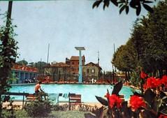 San Cristoforo - Canottieri Milano, 1965 A (Milàn l'era inscì) Tags: urbanfile milanl'erainscì milano milan oldpicture milanosparita vecchiefoto san cristoforo