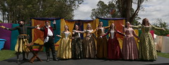 The Bella Donnas (beppesabatini) Tags: carnevalefantastico2017 carnevalefantastico bluerockspringspark vallejo california renaissancefairs italianrenaissance avalonthemedevents historicalrecreation wwwcarnevalefantasticocom