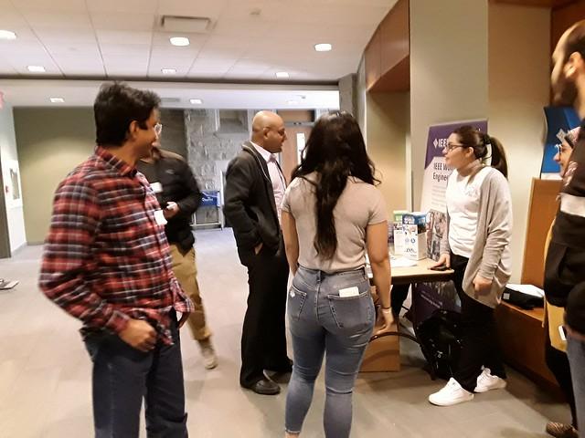 WIE Booth @ UWO Symposium 2017