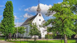 Sint Heribertkerk, Witte Kerkje, Odijk, Netherlands - 4968