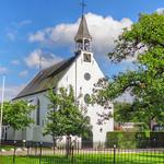 Sint Heribertkerk, Witte Kerkje, Odijk, Netherlands - 4968 thumbnail