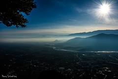 Meteora_Kalampaka (Panos Stivaktas) Tags: meteora kalampaka greece view sun