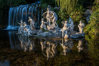La fontana di Diana e Atteone