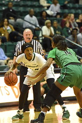 WBasketball-vs-North Texas, 1/26, Chris Crews, DSC_4888 (PsychoticWolf) Tags: 49ers basketball charlotte cusa d1 green mean ncaa ninermedia north nt texas unc uncc unt womens
