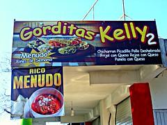 Gorditas Kelly (knightbefore_99) Tags: rincon guayabitos kelly gordita restaurant nayarit mexico mexican cool menudo best pollo chicharron rico red cuisine awesome