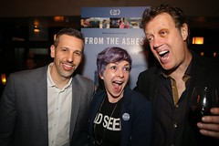 IMG_1436 (Brooklyn Hilary) Tags: tribeca2017 tribecafilmfestival tribeca nyc new york city film movie premiere party distilled documentary fromtheashes coal renewableenergy bloombergphilanthropies