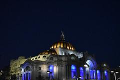 Bellas artes de noche (dixmanx) Tags: bellas artes méxico ciudad arquitectura noche luces