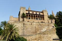 Mallorca '15 - Palma - 04 - Palast 02 (Stappi70) Tags: urlaub spanien schloss palmademallorca palma palaudelalmudaina palast mallorca altegebäude e