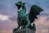 Dragon's Bridge (Ljubljana-Slovenija)