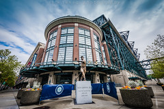 Safeco Field (Rick Takagi) Tags: seattle mariners baseball mlb safeco field nikon d810 ken griffey jr statue