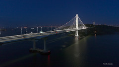 Bay Bridge (davidyuweb) Tags: bay bridge baybridge san francisco sanfrancisco 海灣大橋 三藩市 sfist