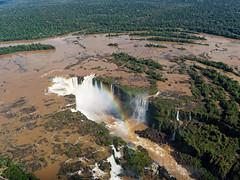 Iguazu falls (claying) Tags: olympus em1markii panasonic lumixgxvario1235mmf28asphpowerois brazil argentina iguazu iguazú iguassu iguaçu fall rainbow helicopter 伊瓜蘇 瀑布 巴西 阿根廷