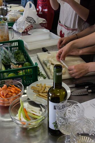 Cursillo cocina thai