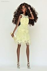 Fresh Verdure (YOKO*DOLLS) Tags: nuface nadja integrity fr fashionroyalty barbie handmade sewing