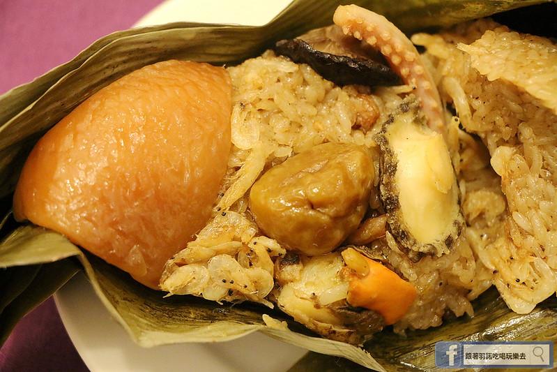 晶品北海-鮑魚干貝海鮮粽禮盒端午佳節送禮29