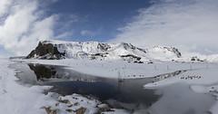Iceland (richard.mcmanus.) Tags: iceland arctic vik mountains snow reflection landscape mcmanus gettyimages