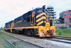 Detroit & Toledo Shore Line #49 (rrradioman) Tags: emd electromotive 49 detroit toledo shore line 1973 gp9