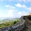 中城城跡(なかぐすくじょうあと) 沖縄・世界遺産 沖縄にある300余りのグスク(城)の中でも、琉球王国の遺構が当時のまま残っている。 Nakagusuku Castle Ruins. Okinawa, Japan, Worldheritage. Among the more than 300 Gusuku(castle) in Okinawa, the remains of the Kingdom of the Ryukyus remained at that time. #中城城跡 #世界遺産 #沖縄
