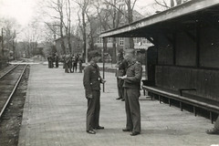 station Bergen 1941 (Regionaal Archief Alkmaar Commons) Tags: bergen tweedewereldoorlog secondworldwar wehrmacht bezetting wo2 ww2 nazi