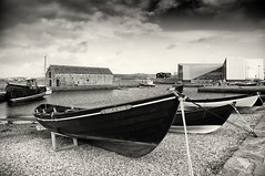 Vaila Mae (scrimmy) Tags: shetland lerwick haysdock scotland blackandwhite monochrome toned harbour port outdoors island