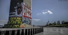 Graffitis da Parque das Nacões [Graffitis Parque das Nacões] (Paullus23) Tags: parquedasnacoes expo graffiti grafite grafittis grafites lisbon lisboa