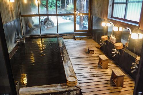 Public side of spa (for men)