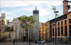 Жирона, Испания, Церковь Санта-Сусанна дель Меркадаль (zzuka) Tags: жирона испания girona spain