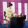 Baikasai tea ceremony performed at the Kitano Tenmangu by maikos and geikos from Kamishichiken (balbo42) Tags: baikasai kyoto 2017 geiko geisha kitano maiko tea xt2 tenmangu japan fujifilm ceremony