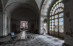 Manicomio Di C Abandoned psychiatric Hospital