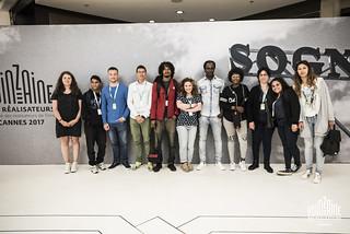 Interview de Koudous Seihon par les étudiants de La Bocca